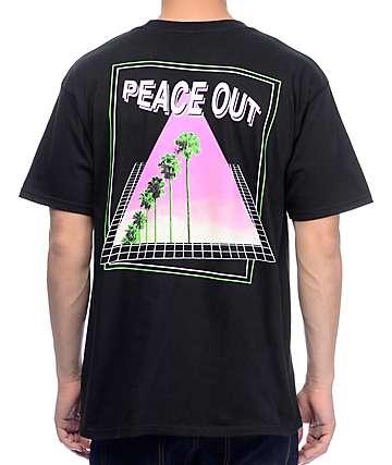 Empyre Peace Out Black T-Shirt