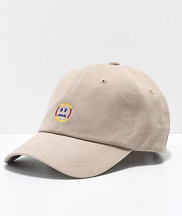 Empyre Sad Gang Khaki Strapback Hat