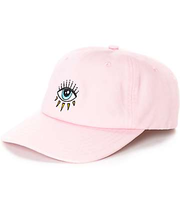 Empyre Solstice All Seeing Eye Pink Baseball Hat