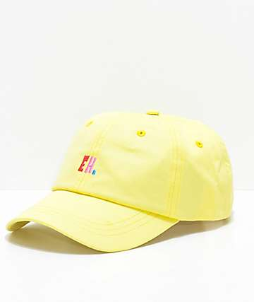 Empyre Solstice Eh Yellow Dad Hat