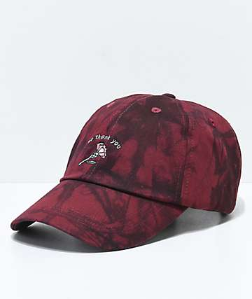 Empyre Solstice No Thank You Burgundy Dad Hat