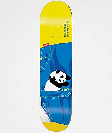 """Enjoi Little Friend 8.0"""" Skateboard Deck"""