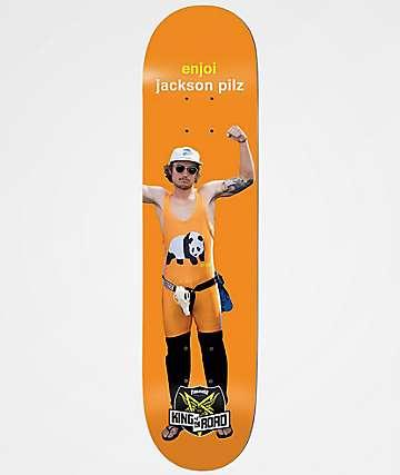 "Enjoi Pilz King Of The Road 8.375"" Skateboard Deck"