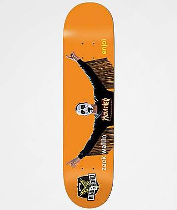 """Enjoi Wallin King Of The Road 8.5"""" Skateboard Deck"""