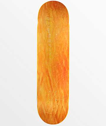"""Expedition One Blank Embossed 8.25"""" Skateboard Deck"""