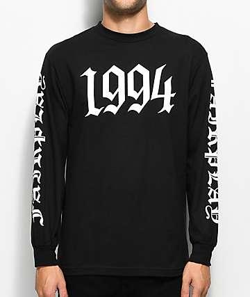 Fairplay 1994 Long Sleeve Black T-Shirt