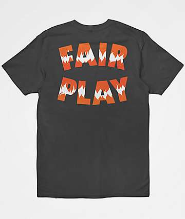 Fairplay A Fire Inside Black T-Shirt