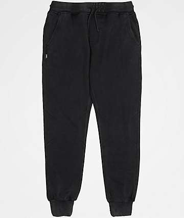 Fairplay Hooper Black Sweatpants