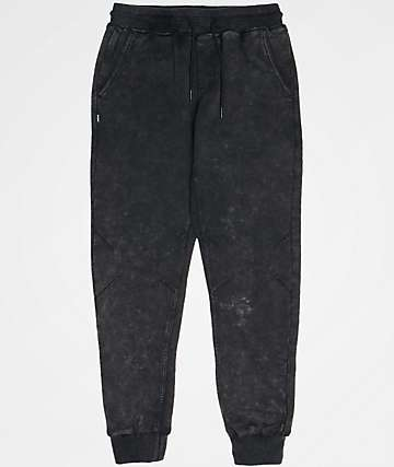 Fairplay Raheem Black Sweatpants