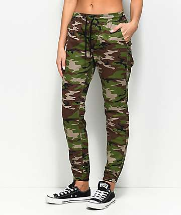 Fairplay Runner Camo Jogger Pants