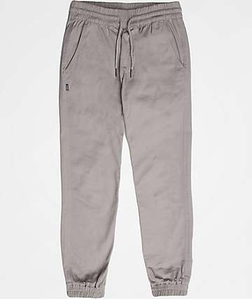Fairplay The Runner Grey Jogger Pants