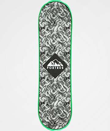 "Fortrus 2 32.5"" Green Snowskate"
