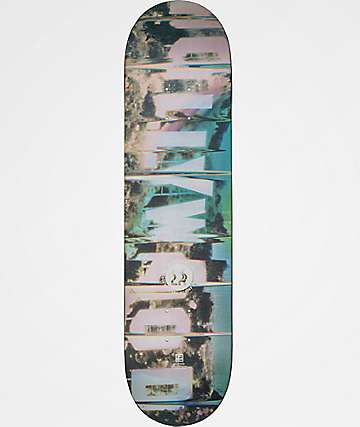 "Globe City Of Angels 8.0"" Skateboard Deck"