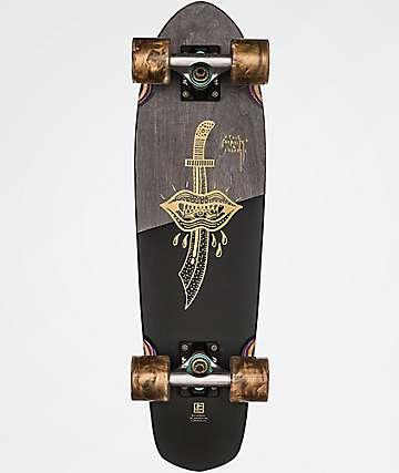 """Globe Evil Paradise 26"""" Cruiser Complete Skateboard"""