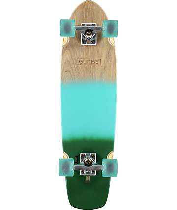 "Globe Tracer Classic 31.125"" Cruiser Complete Skateboard"