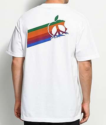Gnarly Think White T-Shirt