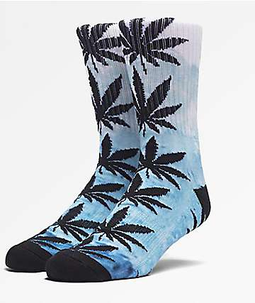 HUF Digital Plantlife Ice Cold Crew Socks