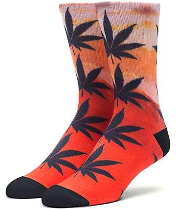 HUF Digital Plantlife Sierra Crew Socks