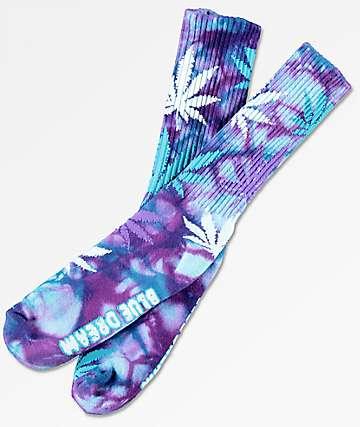 HUF Plantlife Blue Dream Crew Socks