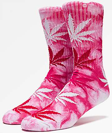 HUF Plantlife Strawberry Crew Socks