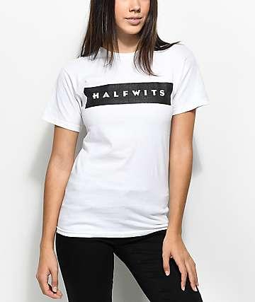 Halfwits Box White T-Shirt