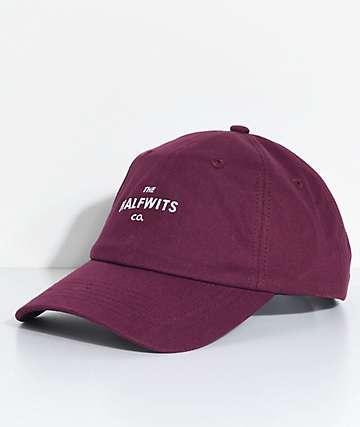 Halfwits H Co. Maroon 6 Panel Hat