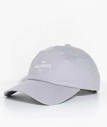 Halfwits H. Co. Grey Dad Hat