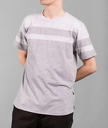 Halfwits Horizon Grey Knit T-Shirt