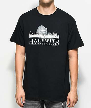 Halfwits Northern Black T-Shirt