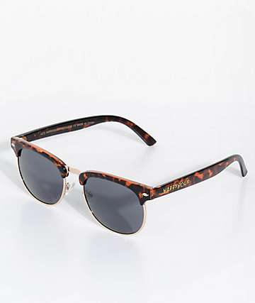 Happy Hour Herman G2 Classic Tortoise Sunglasses