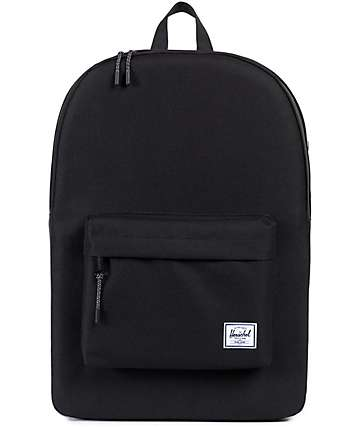 Herschel Supply Classic Black 22L Backpack