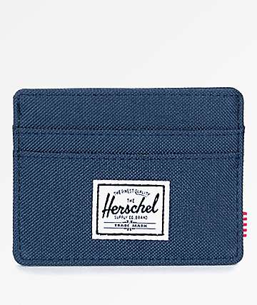 Herschel Supply Co. Charlie Navy Cardholder