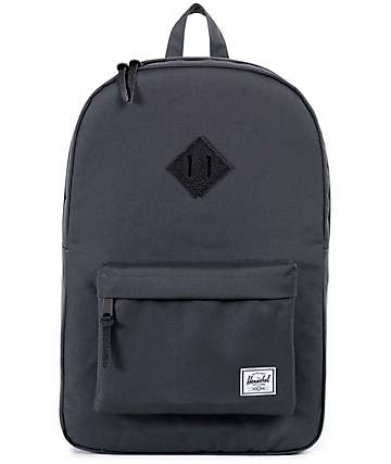 Herschel Supply Co. Heritage Dark Shadow 21.5L Backpack
