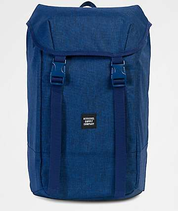 Herschel Supply Co. Iona Eclipse Crosshatch 24L Backpack