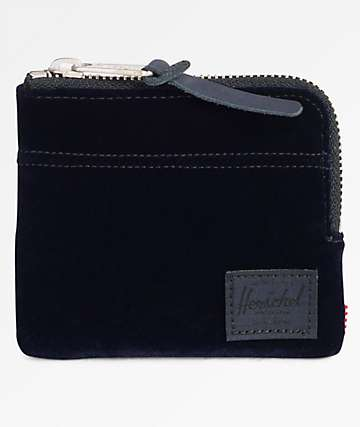 Herschel Supply Co. Johnny Peacoat Velvet Wallet