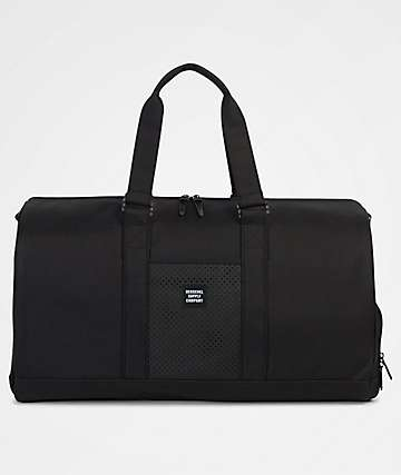 Herschel Supply Co. Novel Black Aspect 42.5L Duffle Bag