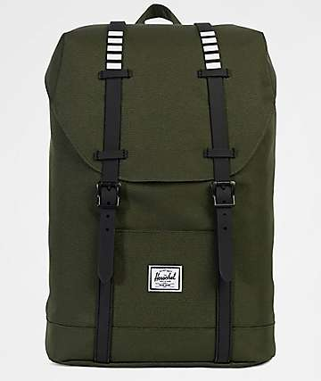 Herschel Supply Co. Retreat Mid Forest Night 14L Backpack