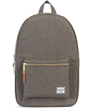 Herschel Supply Co. Settlement Canteen Crosshatch 23L Backpack
