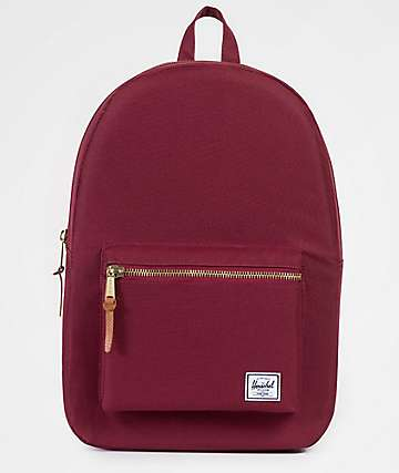 Herschel Supply Co. Settlement Windsor Wine 23L Backpack