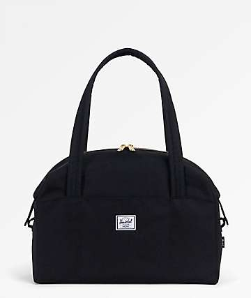 Herschel Supply Co. Strand Black 11L Mini Duffle Bag