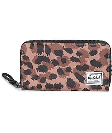 Herschel Supply Co. Thomas Leopard Wallet
