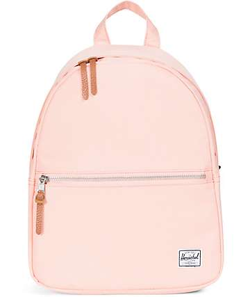 641b71ffeec Herschel Supply Co. Town Womens Apricot Blush 9L Backpack