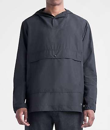 Herschel Supply Co. Voyage Black Anorak Jacket