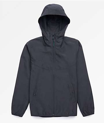 Herschel Supply Co. Voyage Wind Black Jacket