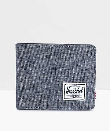 Herschel Supply Hank Crosshatch Bifold Wallet