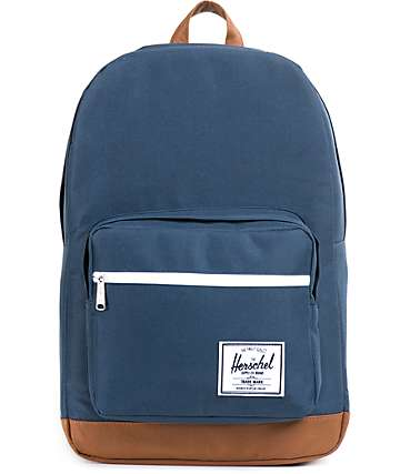 Herschel Supply Pop Quiz Navy Blue 20L Backpack