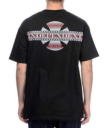 Independent Boarder Black Pocket T-Shirt