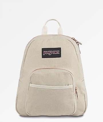 Jansport Half Pint FX Rose Gold 10.2L Mini Backpack
