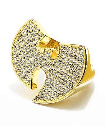 King Ice x Wu-Tang Gold Ring