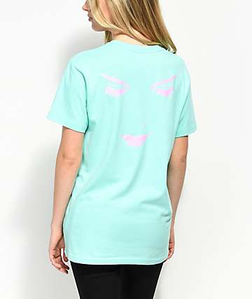 Know Bad Daze Fade Into You Mint T-Shirt